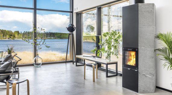 NunnaUuni új Calor modellje a legjobb a modern energiatakarékos házakban