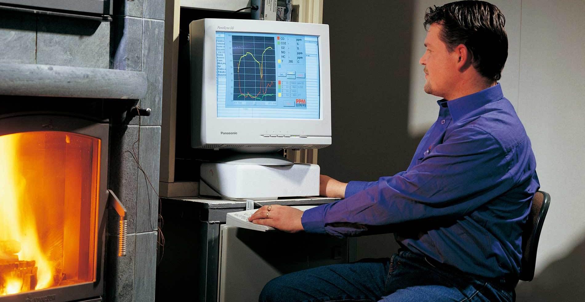 A NunnaUuni újító a hőtároló kandallók tudományos kutatásában